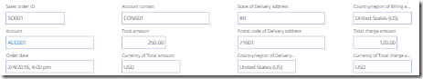 Enabling navigation for the Account field when displaying the details of a Sales Order using the Entity form control