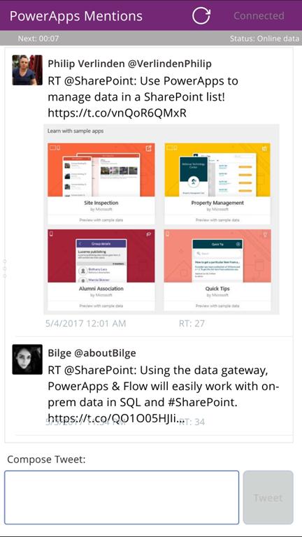 PowerApps-online