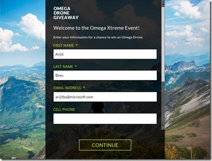 9 Contast Registration Screen1