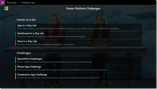 Microsoft Flow and PowerApps: Microsoft Power platform app in a day