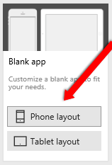 PowerApps-New-Blank-Phone-App