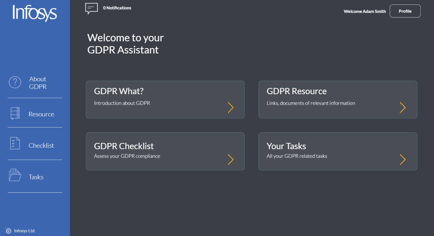 Partner showcase microsoft power apps - Assistant compliance officer ...