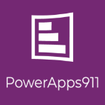 PowerApps911